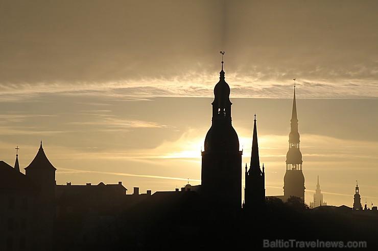 Travelnews.lv piefiksē Rīgas skatus