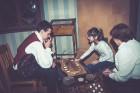 Leģendu nakts ietvaros ikviens baudīja iespēju iepazīt un izjust Cēsu pilsmuižas iemītnieku sadzīvi 18.-19. gadsimtā. Foto: Cēsu pils apmeklētāju cent 10