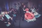 Leģendu nakts ietvaros ikviens baudīja iespēju iepazīt un izjust Cēsu pilsmuižas iemītnieku sadzīvi 18.-19. gadsimtā. Foto: Cēsu pils apmeklētāju cent 28