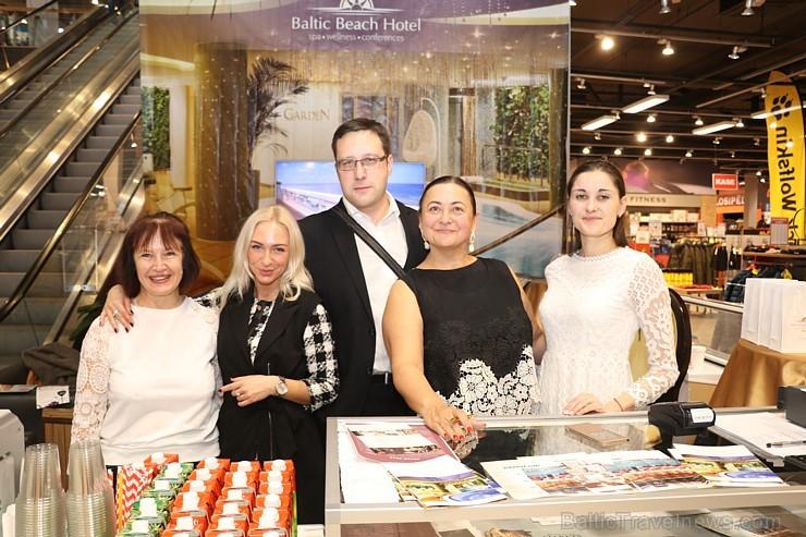 Travelnews.lv apmeklē Baltijas lielākā lielveikala «Elkor» klientu privilēģiju dienas