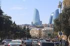 Travelnews.lv ar ekskursiju autobusu apceļo Baku raksturīgākās vietas. Sadarbībā ar Latvijas vēstniecību Azerbaidžānā un tūrisma firmu «RANTUR Travel  10
