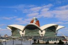 Travelnews.lv ar ekskursiju autobusu apceļo Baku raksturīgākās vietas. Sadarbībā ar Latvijas vēstniecību Azerbaidžānā un tūrisma firmu «RANTUR Travel  16
