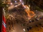 Fantastiski iemūžināti mirkļi no Lāčplēša dienas pasākumiem Daugavpilī 13