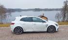 Travelnews.lv apceļo Latgali ar jauno un sportisko «Renault Megane R.S.» ar 280 zirgspēkiem 10