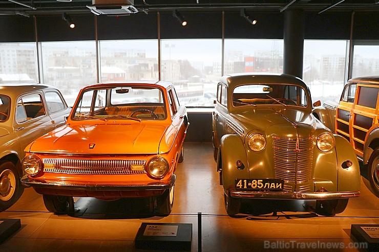 Rīgas Motormuzejs piedāvā izstādi par Latvijas bruņumašīnu no 1918.gada