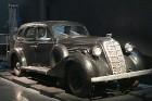 Rīgas Motormuzejs piedāvā izstādi par Latvijas bruņumašīnu no 1918.gada 11