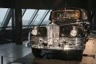 Rīgas Motormuzejs piedāvā izstādi par Latvijas bruņumašīnu no 1918.gada 13