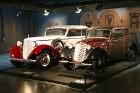 Rīgas Motormuzejs piedāvā izstādi par Latvijas bruņumašīnu no 1918.gada 22