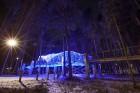 Jūrmalā - Dzintaru mežaparkā - atklāts Gaismas parks, kurā dažādos gaismas dekoros, skulptūrās jau otro gadu iemirdzas tūkstošiem LED gaismiņu. 12