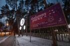 Jūrmalā - Dzintaru mežaparkā - atklāts Gaismas parks, kurā dažādos gaismas dekoros, skulptūrās jau otro gadu iemirdzas tūkstošiem LED gaismiņu. 20
