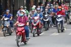 Vjetnamas galvenais transporta līdzeklis ir motorollers. Sadarbībā ar 365 brīvdienas un Turkish Airlines 1