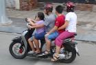 Vjetnamas galvenais transporta līdzeklis ir motorollers. Sadarbībā ar 365 brīvdienas un Turkish Airlines 11