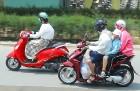 Vjetnamas galvenais transporta līdzeklis ir motorollers. Sadarbībā ar 365 brīvdienas un Turkish Airlines 12