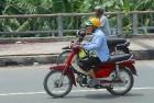 Vjetnamas galvenais transporta līdzeklis ir motorollers. Sadarbībā ar 365 brīvdienas un Turkish Airlines 14