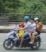 Vjetnamas galvenais transporta līdzeklis ir motorollers. Sadarbībā ar 365 brīvdienas un Turkish Airlines 16