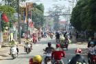 Vjetnamas galvenais transporta līdzeklis ir motorollers. Sadarbībā ar 365 brīvdienas un Turkish Airlines 34
