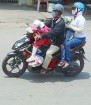 Vjetnamas galvenais transporta līdzeklis ir motorollers. Sadarbībā ar 365 brīvdienas un Turkish Airlines 36