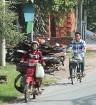 Vjetnamas galvenais transporta līdzeklis ir motorollers. Sadarbībā ar 365 brīvdienas un Turkish Airlines 44