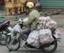 Vjetnamas galvenais transporta līdzeklis ir motorollers. Sadarbībā ar 365 brīvdienas un Turkish Airlines 45