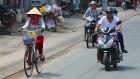 Vjetnamas galvenais transporta līdzeklis ir motorollers. Sadarbībā ar 365 brīvdienas un Turkish Airlines 50