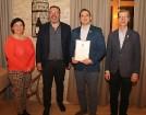 Latvijas vīnziņi ir pirmie Baltijā, kas svinīgā atmosfērā iegūst vīnziņa sertifikātus 16