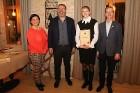 Latvijas vīnziņi ir pirmie Baltijā, kas svinīgā atmosfērā iegūst vīnziņa sertifikātus 18