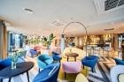 «Wellton Riverside SPA Hotel» četrzvaigžņu Superior viesnīca piedāvās 222 komfortablus numuriņus, izsmalcinātu ēdināšanu un lielāko Spa kompleksu Vecr 9