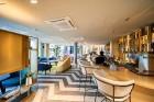 «Wellton Riverside SPA Hotel» četrzvaigžņu Superior viesnīca piedāvās 222 komfortablus numuriņus, izsmalcinātu ēdināšanu un lielāko Spa kompleksu Vecr 11
