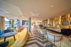 «Wellton Riverside SPA Hotel» četrzvaigžņu Superior viesnīca piedāvās 222 komfortablus numuriņus, izsmalcinātu ēdināšanu un lielāko Spa kompleksu Vecr 13