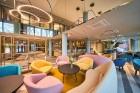 «Wellton Riverside SPA Hotel» četrzvaigžņu Superior viesnīca piedāvās 222 komfortablus numuriņus, izsmalcinātu ēdināšanu un lielāko Spa kompleksu Vecr 15