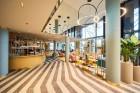 «Wellton Riverside SPA Hotel» četrzvaigžņu Superior viesnīca piedāvās 222 komfortablus numuriņus, izsmalcinātu ēdināšanu un lielāko Spa kompleksu Vecr 16
