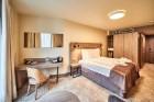«Wellton Riverside SPA Hotel» četrzvaigžņu Superior viesnīca piedāvās 222 komfortablus numuriņus, izsmalcinātu ēdināšanu un lielāko Spa kompleksu Vecr 34