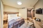 «Wellton Riverside SPA Hotel» četrzvaigžņu Superior viesnīca piedāvās 222 komfortablus numuriņus, izsmalcinātu ēdināšanu un lielāko Spa kompleksu Vecr 37