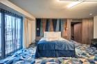 «Wellton Riverside SPA Hotel» četrzvaigžņu Superior viesnīca piedāvās 222 komfortablus numuriņus, izsmalcinātu ēdināšanu un lielāko Spa kompleksu Vecr 40