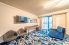 «Wellton Riverside SPA Hotel» četrzvaigžņu Superior viesnīca piedāvās 222 komfortablus numuriņus, izsmalcinātu ēdināšanu un lielāko Spa kompleksu Vecr 41