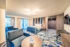 «Wellton Riverside SPA Hotel» četrzvaigžņu Superior viesnīca piedāvās 222 komfortablus numuriņus, izsmalcinātu ēdināšanu un lielāko Spa kompleksu Vecr 42