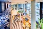 «Wellton Riverside SPA Hotel» četrzvaigžņu Superior viesnīca piedāvās 222 komfortablus numuriņus, izsmalcinātu ēdināšanu un lielāko Spa kompleksu Vecr 45