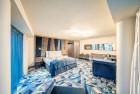 «Wellton Riverside SPA Hotel» četrzvaigžņu Superior viesnīca piedāvās 222 komfortablus numuriņus, izsmalcinātu ēdināšanu un lielāko Spa kompleksu Vecr 46