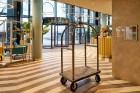 «Wellton Riverside SPA Hotel» četrzvaigžņu Superior viesnīca piedāvās 222 komfortablus numuriņus, izsmalcinātu ēdināšanu un lielāko Spa kompleksu Vecr 23