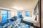 «Wellton Riverside SPA Hotel» četrzvaigžņu Superior viesnīca piedāvās 222 komfortablus numuriņus, izsmalcinātu ēdināšanu un lielāko Spa kompleksu Vecr 50