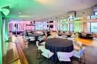 «Wellton Riverside SPA Hotel» četrzvaigžņu Superior viesnīca piedāvās 222 komfortablus numuriņus, izsmalcinātu ēdināšanu un lielāko Spa kompleksu Vecr 53