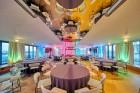 «Wellton Riverside SPA Hotel» četrzvaigžņu Superior viesnīca piedāvās 222 komfortablus numuriņus, izsmalcinātu ēdināšanu un lielāko Spa kompleksu Vecr 57