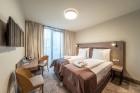 «Wellton Riverside SPA Hotel» četrzvaigžņu Superior viesnīca piedāvās 222 komfortablus numuriņus, izsmalcinātu ēdināšanu un lielāko Spa kompleksu Vecr 52