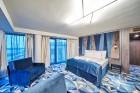 «Wellton Riverside SPA Hotel» četrzvaigžņu Superior viesnīca piedāvās 222 komfortablus numuriņus, izsmalcinātu ēdināšanu un lielāko Spa kompleksu Vecr 60