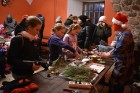 1301. gadā celtā Jaunpils pils mirdz gaišās svētku rotās un pulcē Jaunpils iedzīvotājus un viesus svētku gaidīšanas pasākumos 16