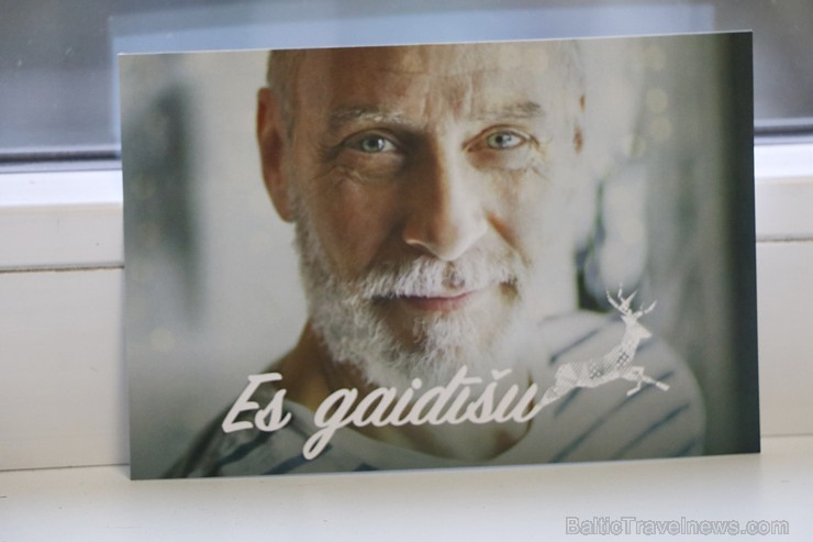 Latvijas Pasts, Paldies par Ziemassvētku un Jaungada apsveikumu!