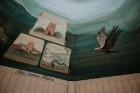 Ērgļu pils teritorija ir vērā ņemams tūrisma un apskates objektu papildinājums, kas priecēs viesus ar savādāku Ērgļu panorāmu no jaunizveidotās lapene 6