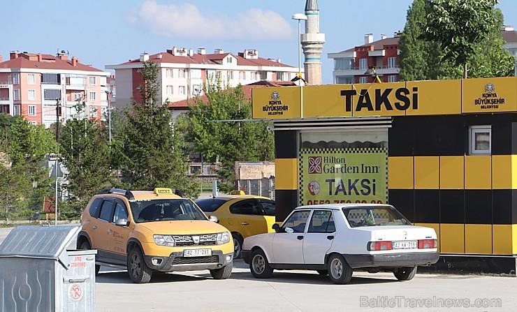 Travelnews.lv iepazīst Turcijas pilsētas Konjas mobilitātes iespējas. Sadarbībā ar Turkish Airlines