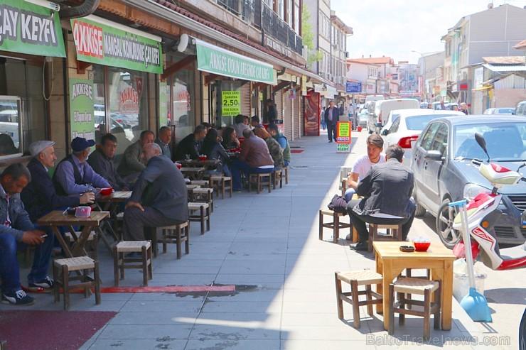 Travelnews.lv iepazīst Konjas tirgu un atpūtas vietas. Sadarbībā ar Turkish Airlines