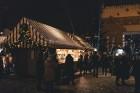 Ar krāšņiem koncertiem, Ziemassvētku vecīti, ponija izjādēm, karuseli, aitu un trušu aploku, meistarklasēm un skaistām dāvanām aizvadīts skaists mēnes 21